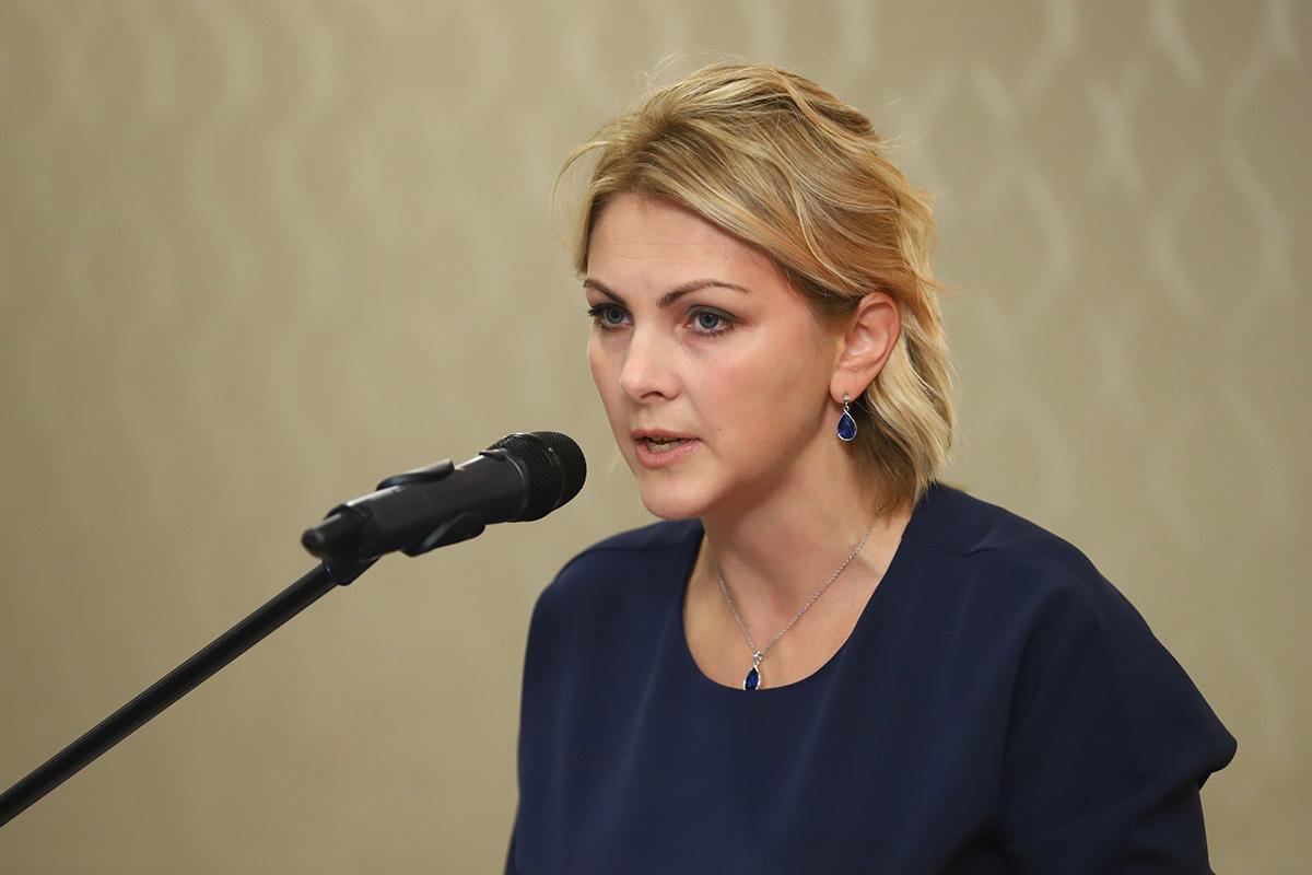 Maria VRUBLEVSKAYA, jefe del Departamento de planificación estratégica de la SPbPU