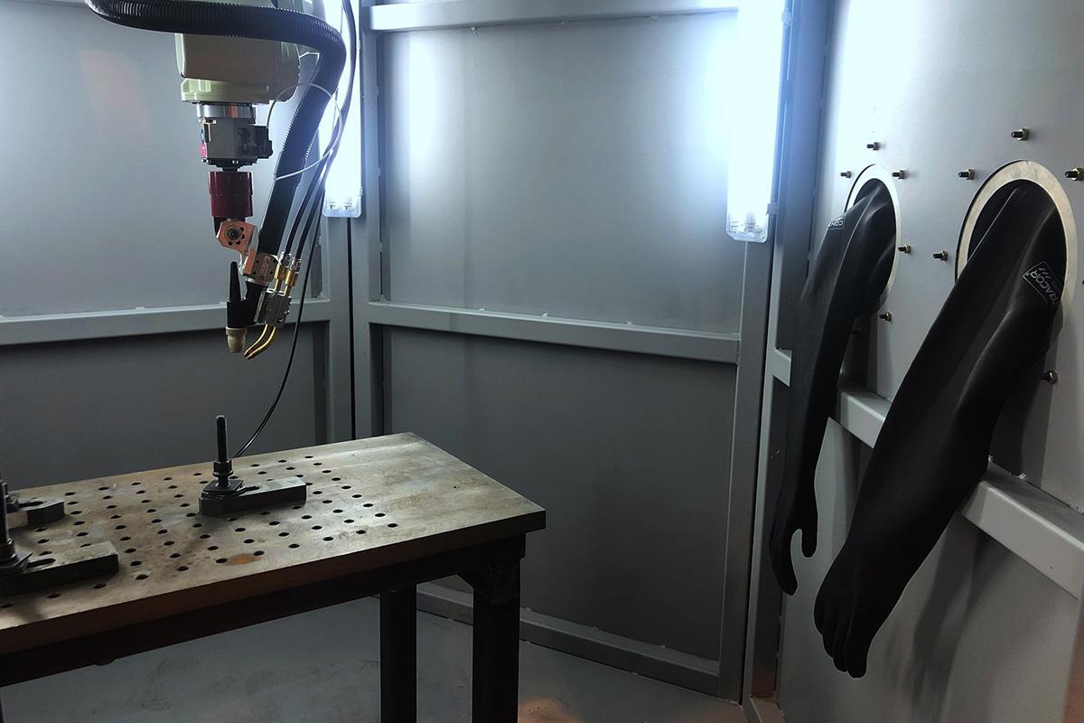 Titanio en lugar de plástico: impresora 3D de científicos politécnicos