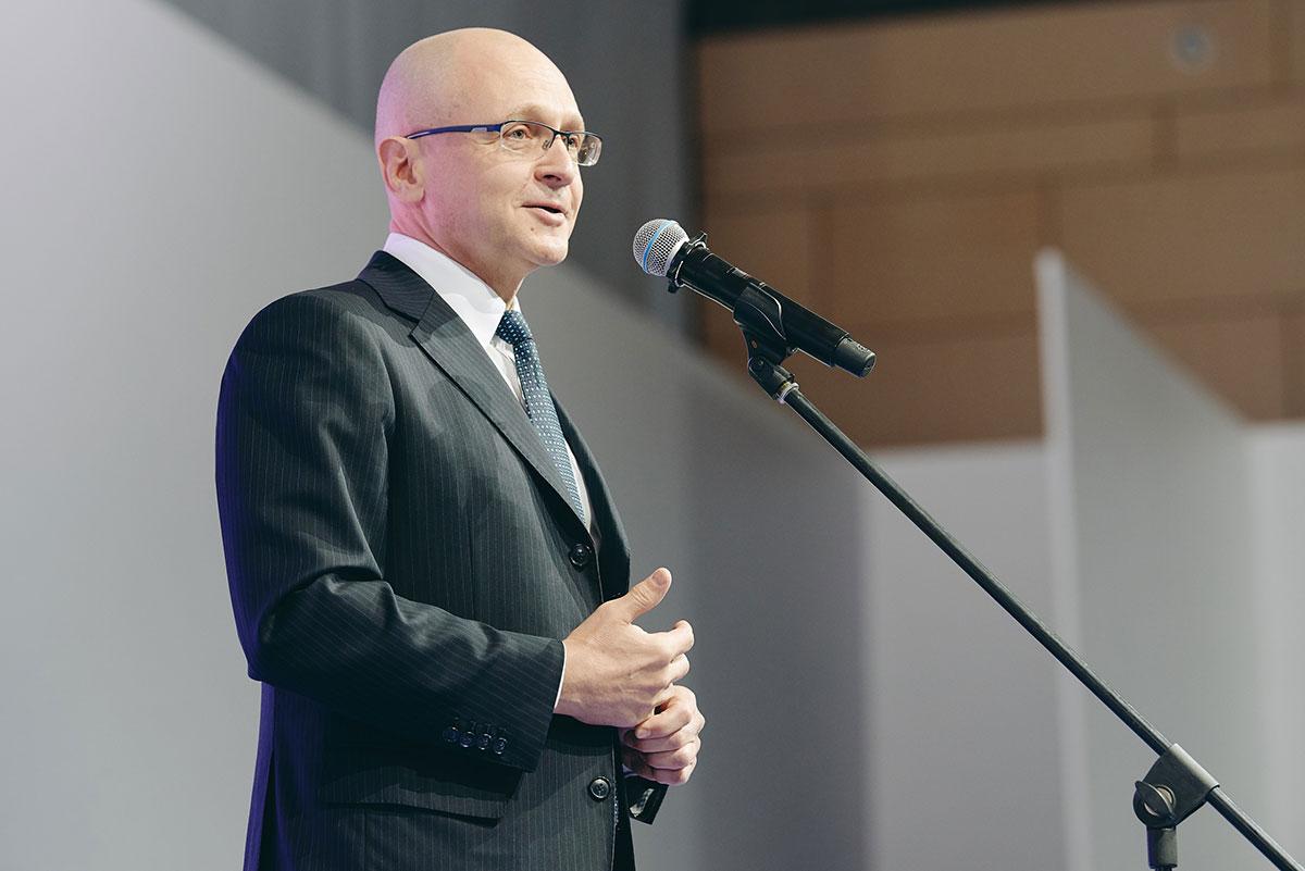 Sergei Kirienko señaló las oportunidades de carrera de los ganadores de la olimpíada