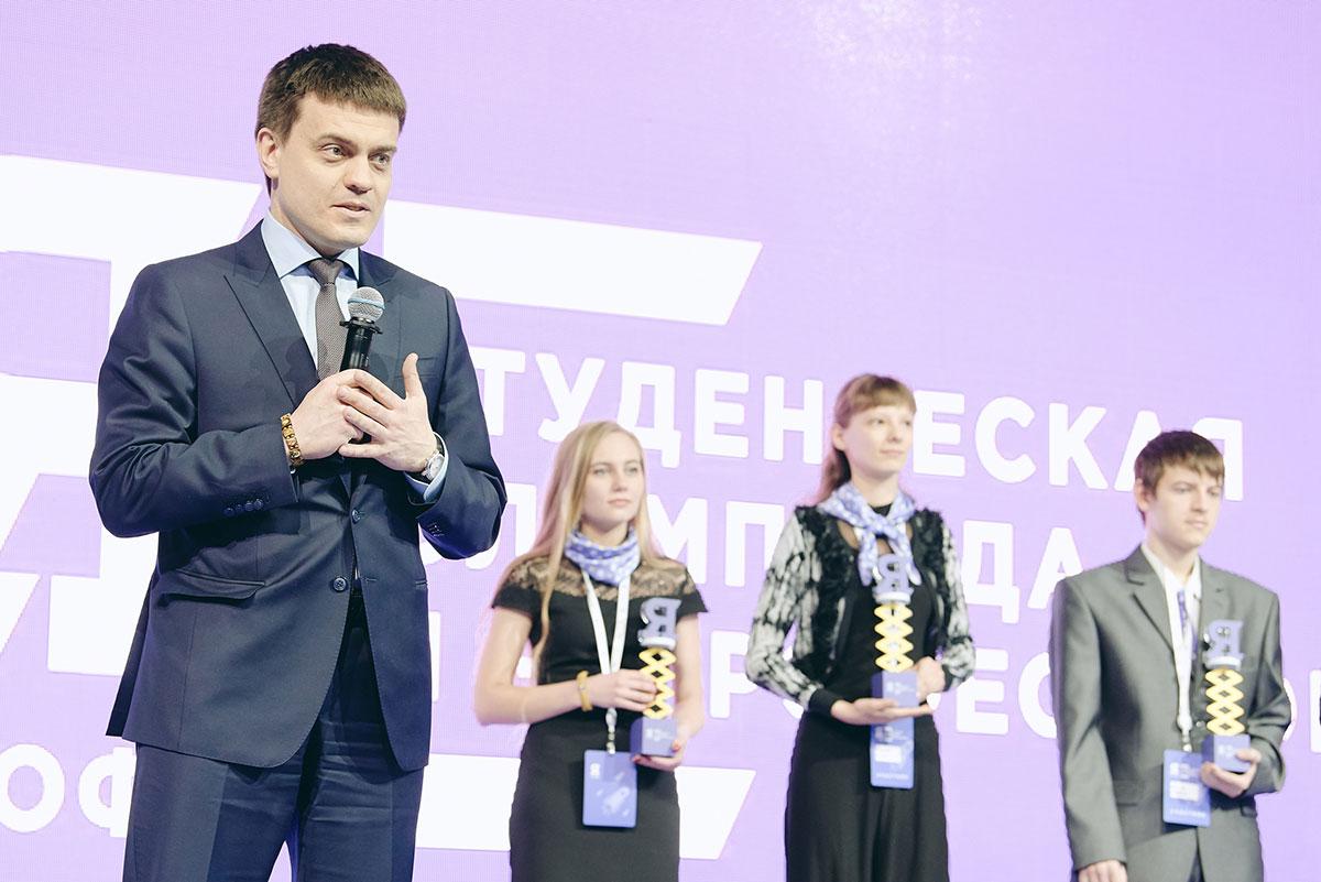 Mikhail Kotyukov está seguro de que es posible obtener una excelente educación en cualquier parte de Rusia