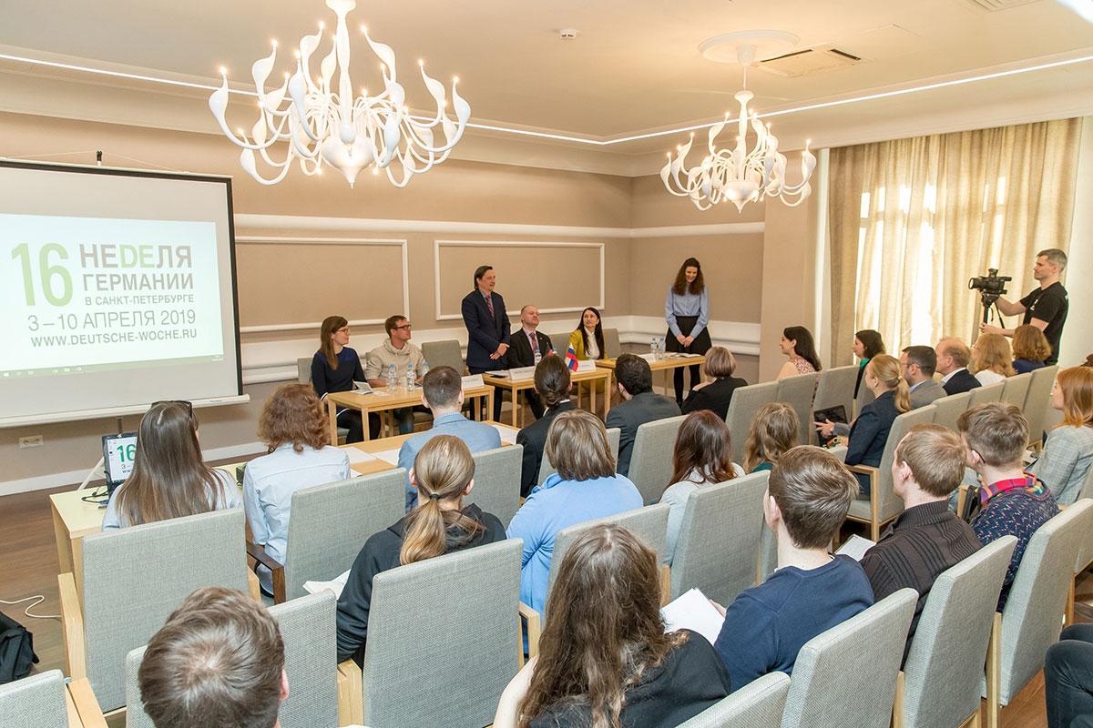 Semana de Alemania en la Polytech: inicio de la Escuela de Maestría en biodigestión