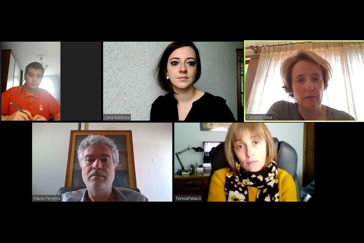 SPbPU y Iberoamérica: nuevos socios en Portugal