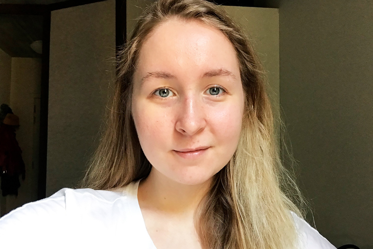 La estudiante de SPbPU Arina KALIMULLINA habló sobre estudiar en Bélgica