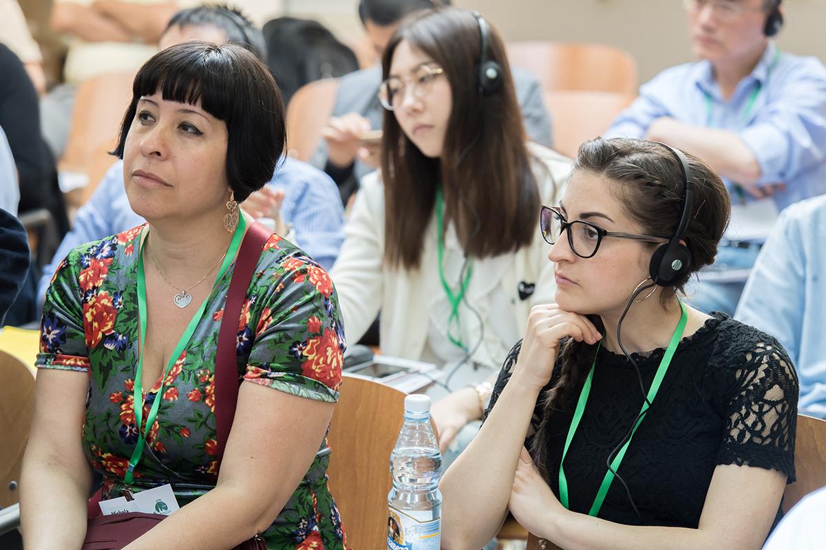 Semana Politécnica Internacional: día de la cooperación