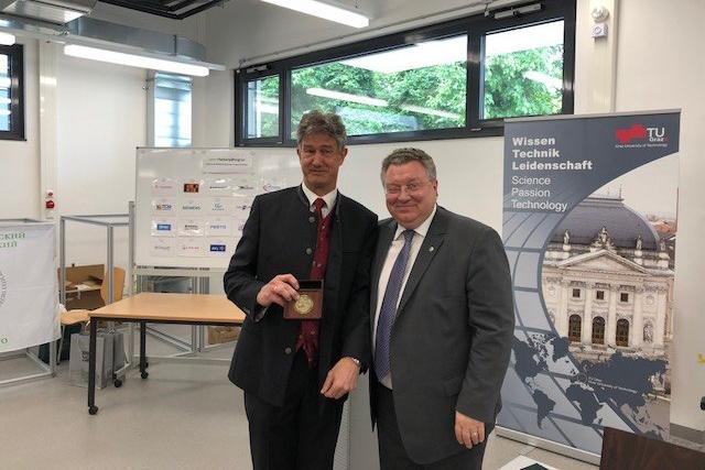 Nuevo capítulo en cooperación entre la SPbPU y la UT Graz