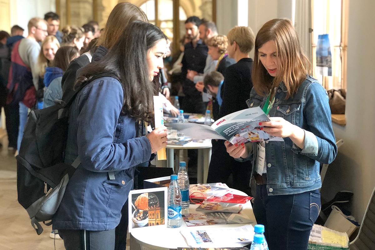 Día del estudiante de la Semana Politécnica Internacional: más de 300 participantes