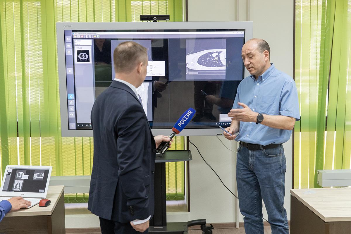 Los científicos de Polytech han probado con éxito un sistema para detectar el cáncer