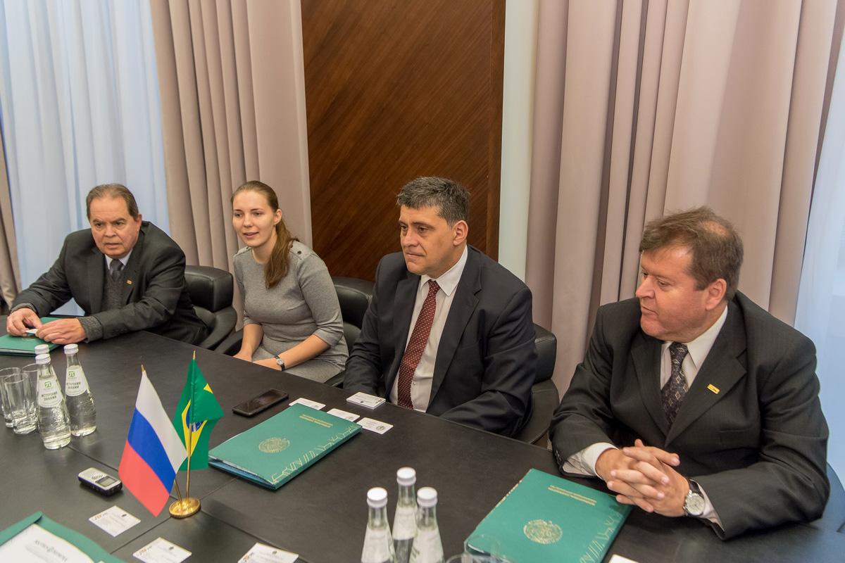 Cooperación prospectiva: Polytech continúa estableciendo vínculos con las universidades de los BRICS