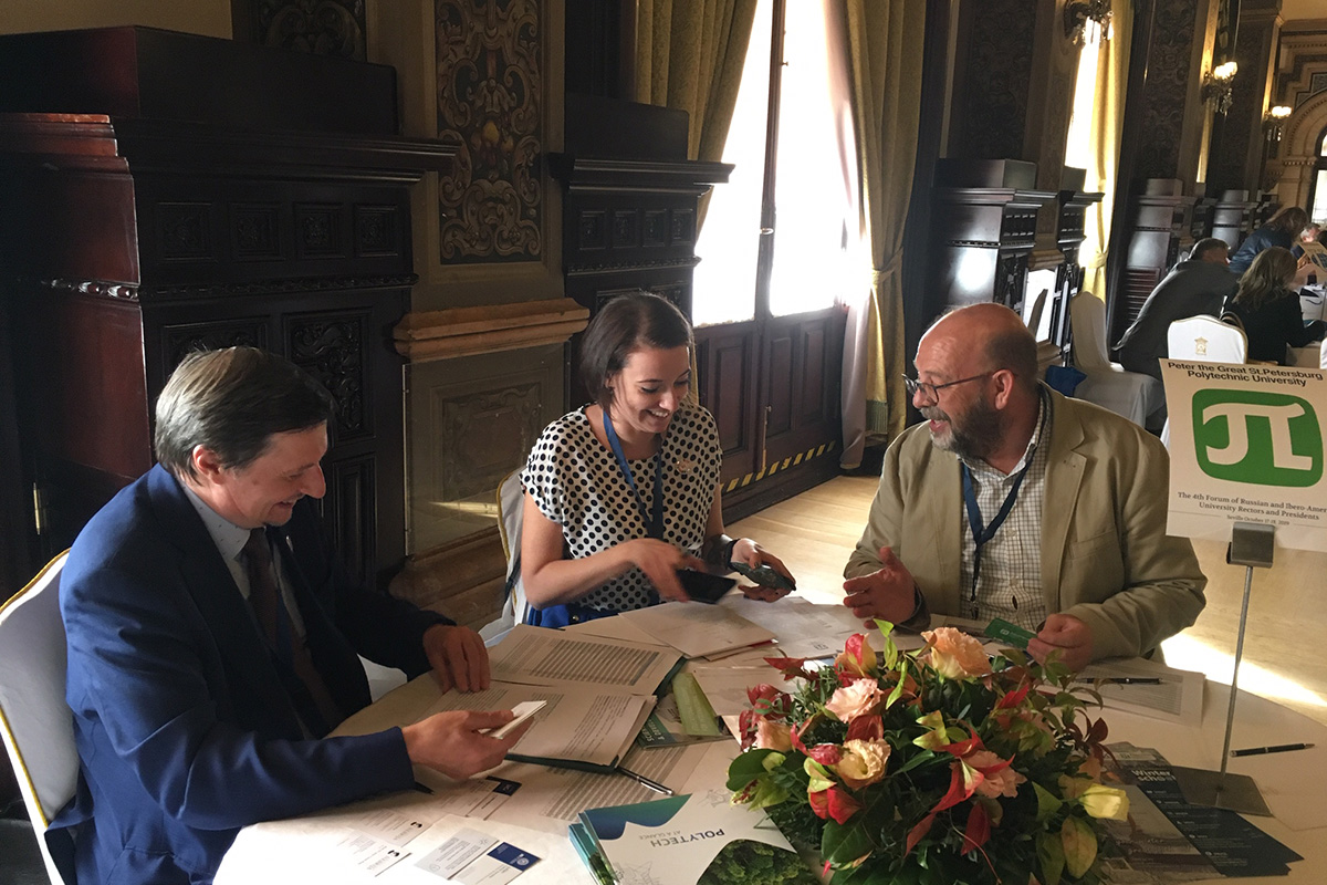 SPbPU desarrolla la colaboración científica y educativa con las universidades iberoamericanas