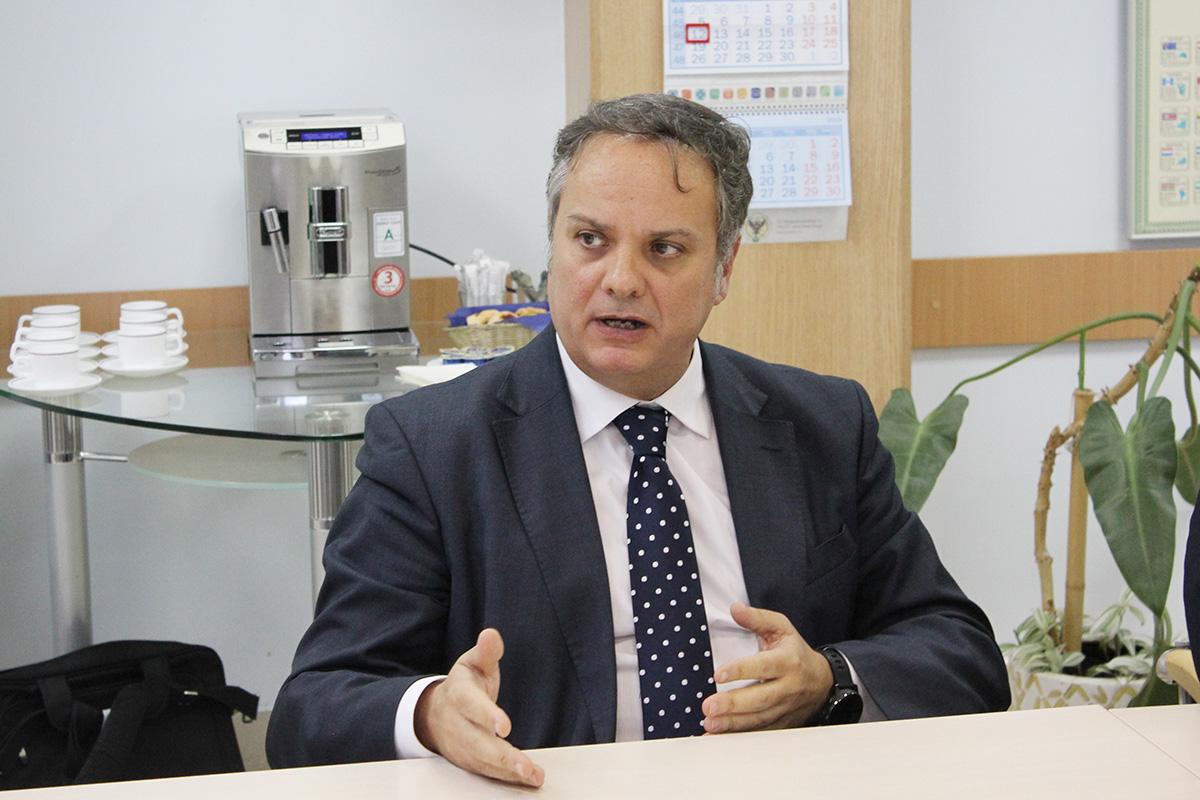La delegación de la UPM visitó la SPbPU