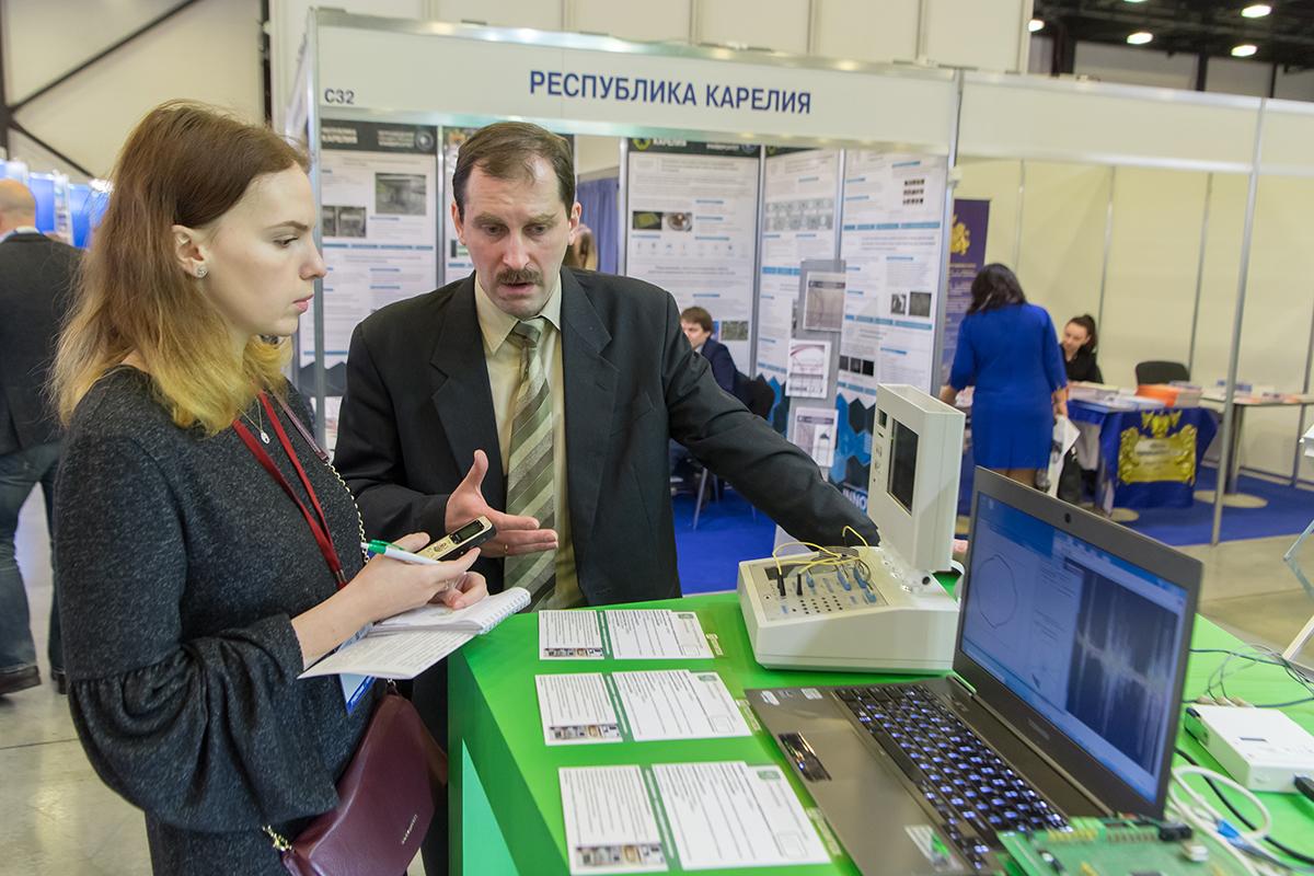 La SPbPU presentó los resultados de su trabajo en la FTSP-2018