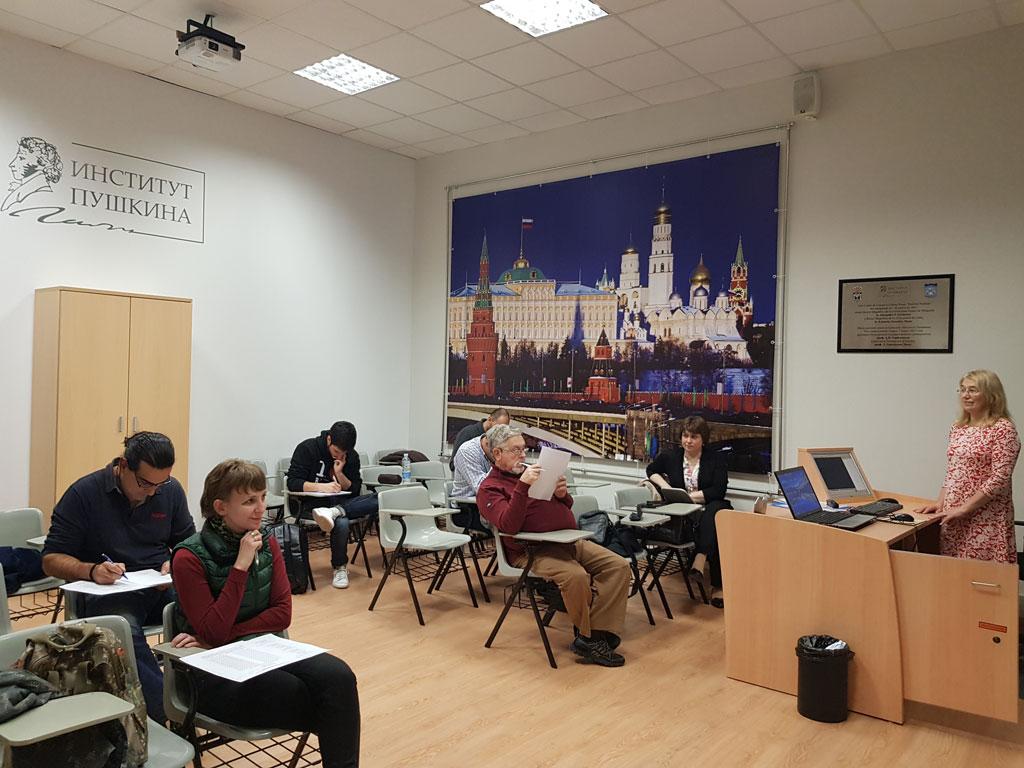 La Universidad Politécnica celebró las Jornadas de la cultura rusa en la Universidad de Cádiz