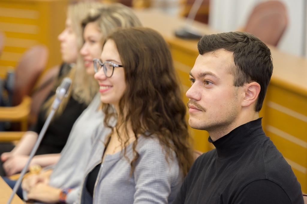 El invierno de Gunter llegó a la Universidad Politécnica