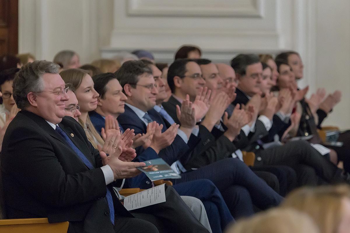La Universidad Politécnica celebró el aniversario de Agustín de Betancourt